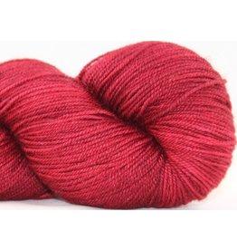 Huckleberry Knits Yak Silk Merino, Garnet