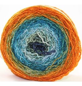 Huckleberry Knits Gradient, Copper Canyon