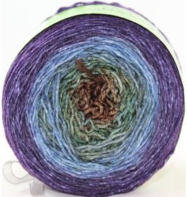Huckleberry Knits Gradient, Prairie