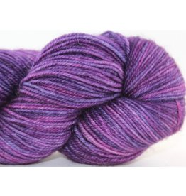 Madelinetosh BFL Sock, Flashdance