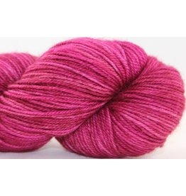 Madelinetosh BFL Sock, Coquette Deux