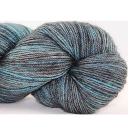 Madelinetosh BFL Sock, Chicory (Discontinued)