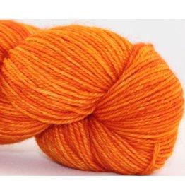 Madelinetosh BFL Sock, Citrus