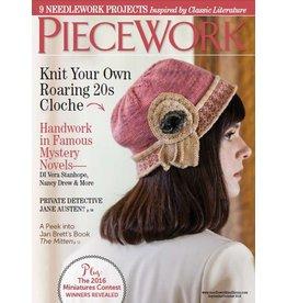 Interweave Piecework, September/October 2016