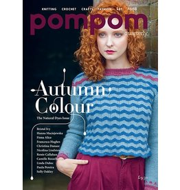 Pom Pom Press Pom Pom Quarterly, Issue 18, Fall 2016