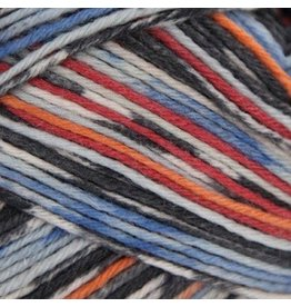 Schachenmayr Regia 6-ply, Arne and Carlos Design Line, Fall Night Color 3655