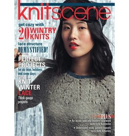 Interweave Knitscene, Winter 2016 *CLEARANCE*