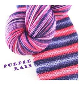 Biscotte & Cie Bis-Sock, Purple Rain