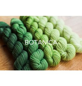 Sweet Georgia Party of 5 - Tough Love Sock, Botanica
