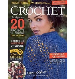 Interweave Interweave Crochet, Winter 2017