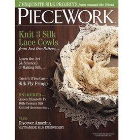 Interweave Piecework, November / December 2016