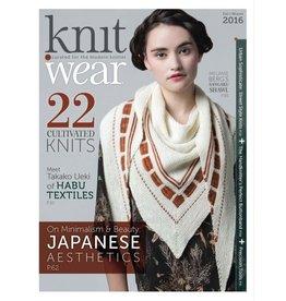 Interweave knit.wear Fall/Winter 2016