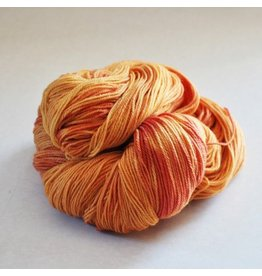 Swans Island Natural Colors Collection, Fingering, IKAT Persimon (Discontinued)