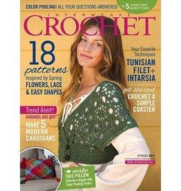 Interweave Interweave Crochet, Spring 2017