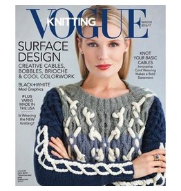 Soho Publishing Vogue Knitting, Winter 2016/17