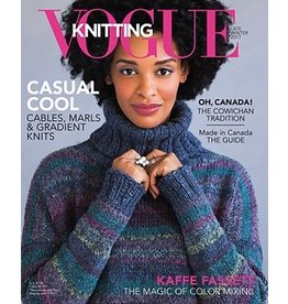 Soho Publishing Vogue Knitting, Late Winter 2017