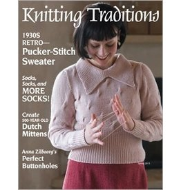 Interweave Knitting Traditions, Spring 2013 *CLEARANCE*