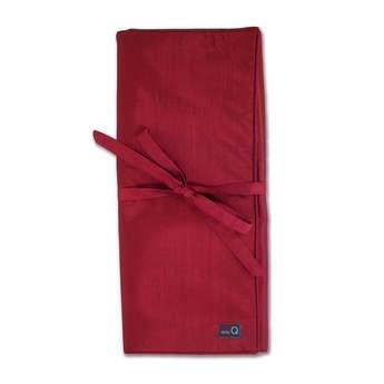 della Q Lily Combination Needle Case, Red