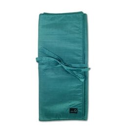 della Q Lily Combination Needle Case, Ocean
