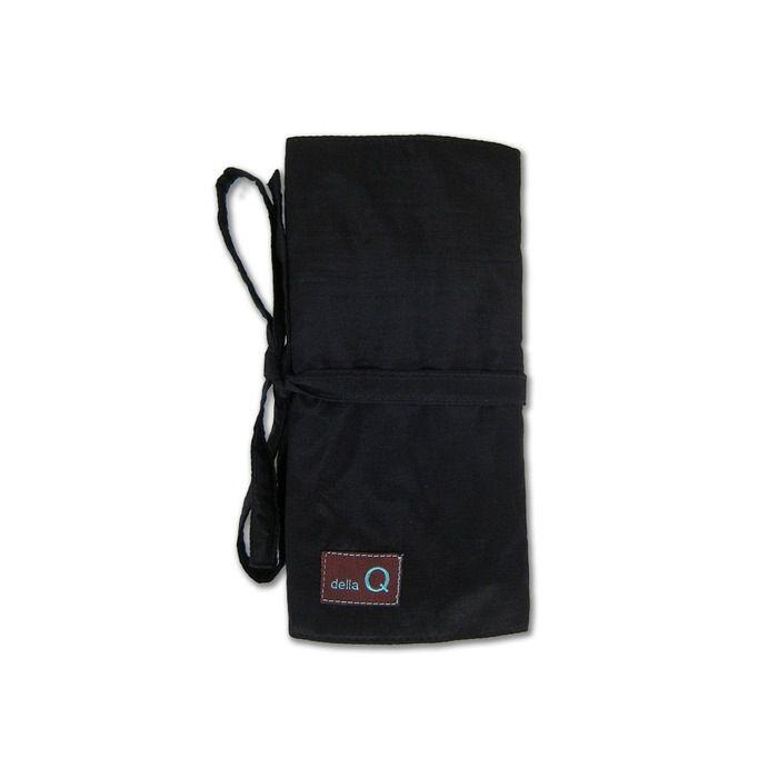della Q Interchangeable Needle Case, Black