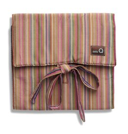 della Q The Que Circular Needle Case - Lily, Brown