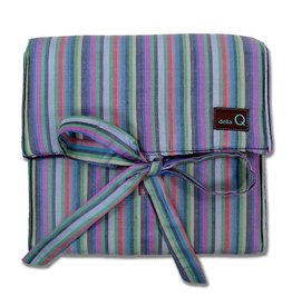 della Q The Que Circular Needle Case - Lily, Purple