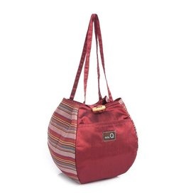 della Q Rosemary Bag, Red