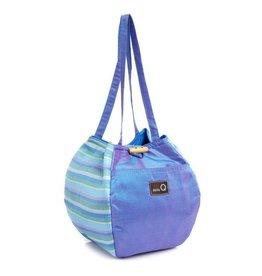 della Q Rosemary Bag, Ocean