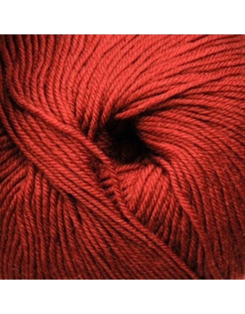 Cascade Yarns S/220 Superwash, Burnt Orange Color 823