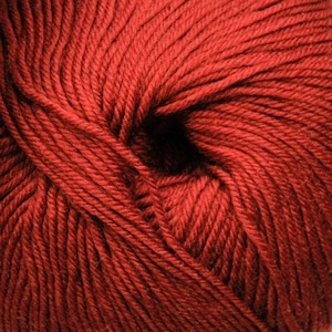 Cascade Yarns S/220 Superwash, Burnt Orange Color 823