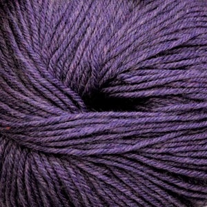 Cascade Yarns H/220 Superwash, Mystic Purple Color 1948