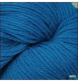 Cascade Yarns 220, Cyan Blue Color 8891