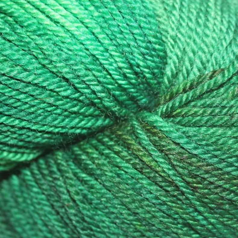 Dragonfly Fibers Djinni Sock, Villainess *CLEARANCE*