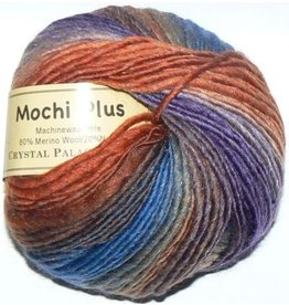 Mochi Plus, Blueberry Pancake (Discontinued)