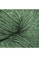 Arctic Qiviut Sock, Hunter Green