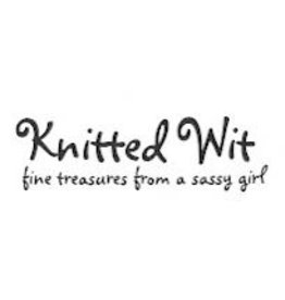 For Yarn's Sake, LLC Knitted Wit, Special Order