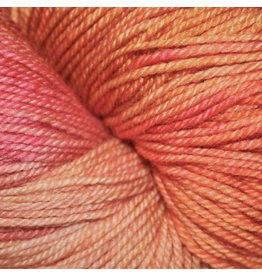 Dragonfly Fibers Djinni Sock, Antique