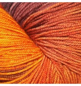 Dragonfly Fibers Djinni Sock, County Fair (Discontinued)