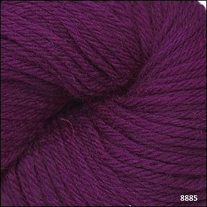 Cascade Yarns 220, Dark Plum Color 8885