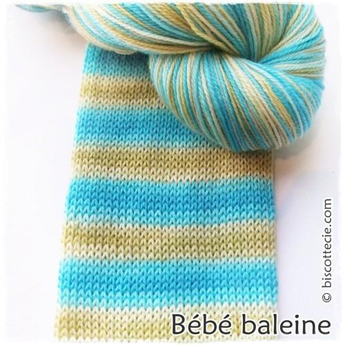 Biscotte & Cie Felix, Bebe Baleine (Discontinued)