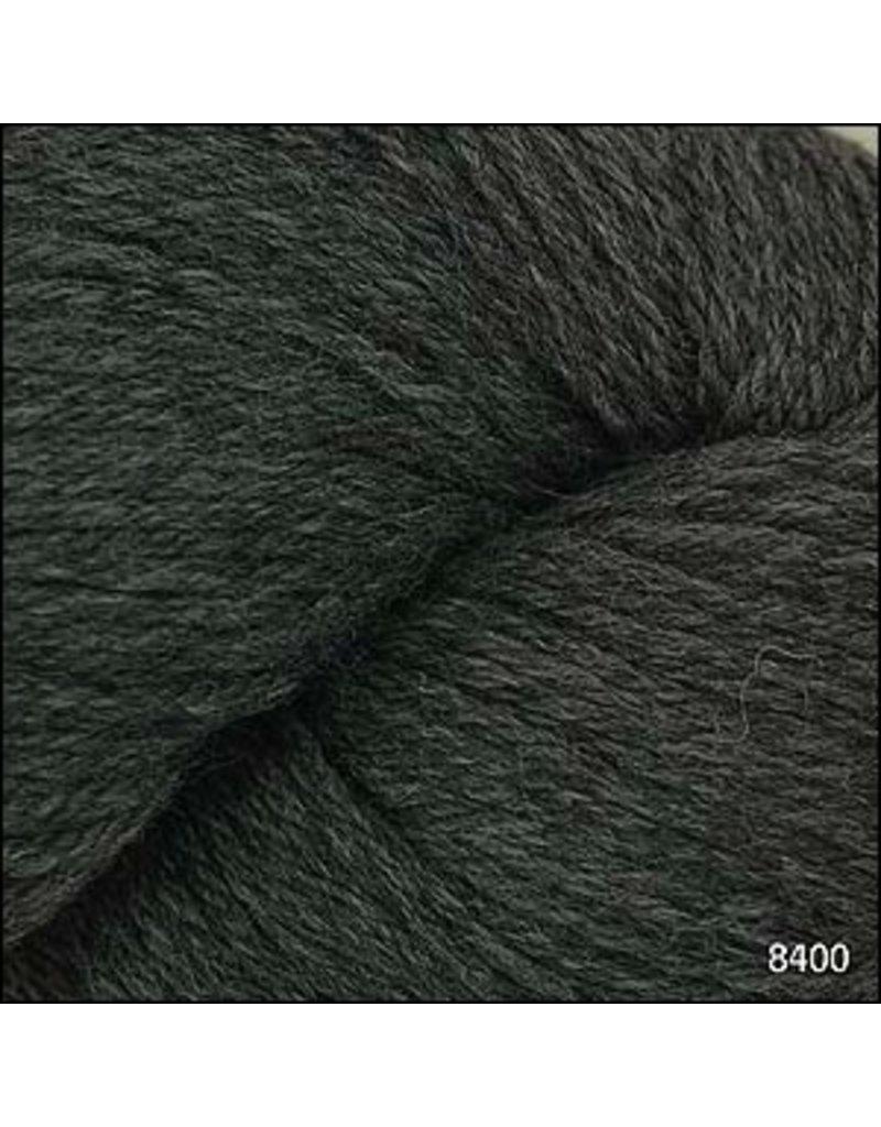 Cascade Yarns 220, Charcoal Grey Color 8400