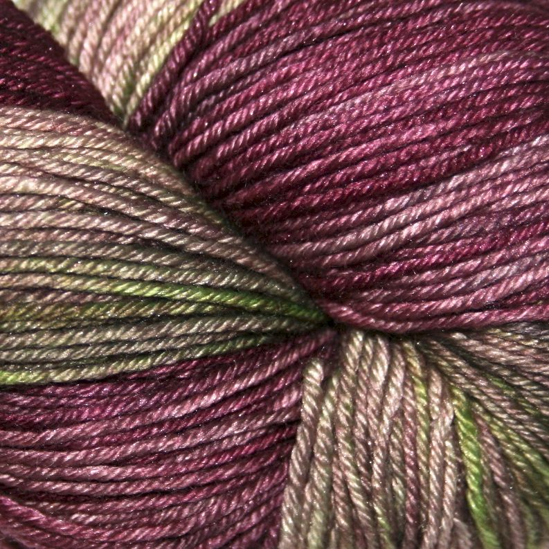 Black Trillium Fibres Lilt, Red Maple