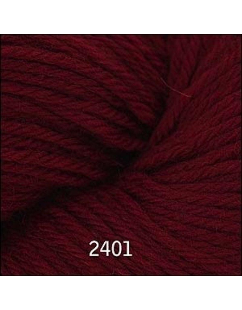 Cascade Yarns 220, Burgundy Color 2401