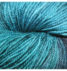 Dragonfly Fibers Djinni Sock, Poseidon *CLEARANCE*