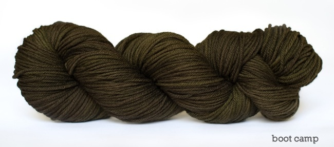 Dream in Color Smooshy with Cashmere, Boot Camp (Discontinued)