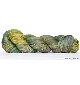 Dream in Color Smooshy with Cashmere, Canary Cape (Discontinued)