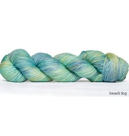 Dream in Color Smooshy with Cashmere Sock, Beach Fog