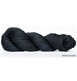 Dream in Color Smooshy with Cashmere Sock, Black Parade