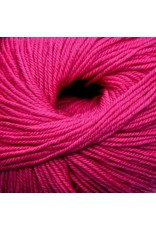 Cascade Yarns S/220 Superwash, Berry Pink Color 837