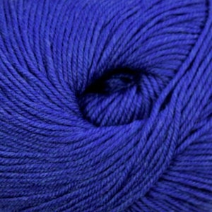 Cascade Yarns H/220 Superwash, Cobalt Heather Color 1925